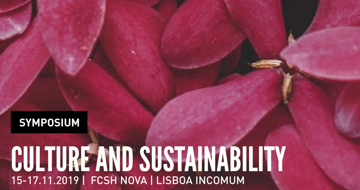 Symposium | Culture and Sustainability