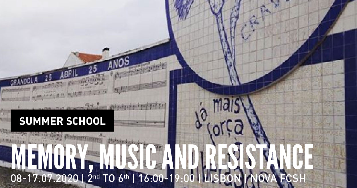 Summer School | Memory, Music and Resistance
