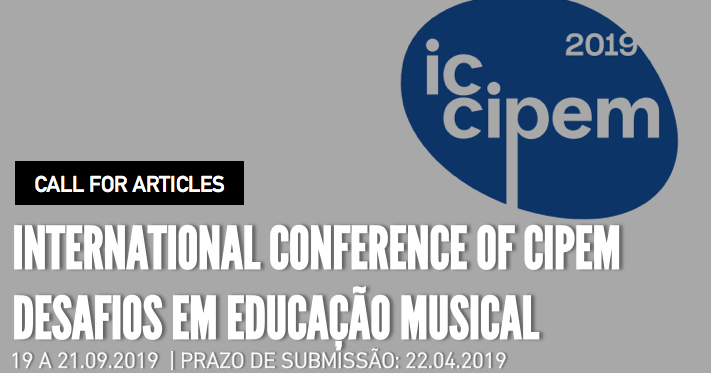 Call for Articles - IC CIMPEM 2019