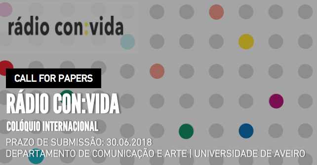 Call for Papers - Radio Con:vida